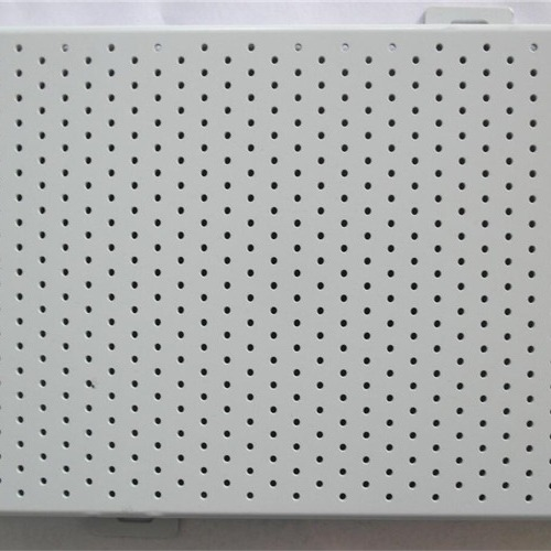 Perforated Aluminum Wall Panels
